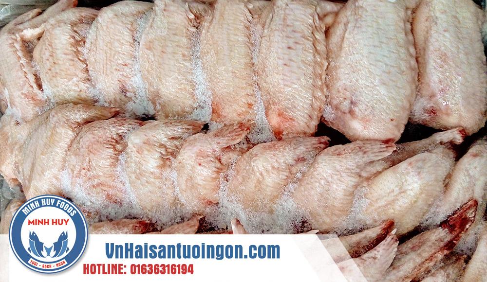 Cánh gà nhập khẩu từ Mỹ