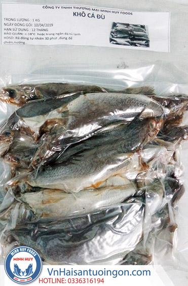 Chuyên cung cấp khô cá đù sỉ số lượng nhiều giá rẻ