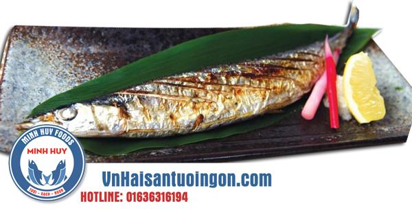 Cá thu Nhật nướng