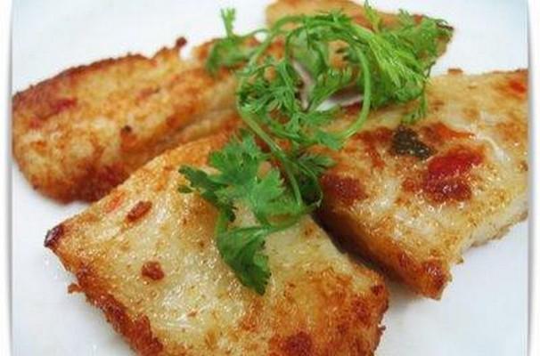 Cá basa nướng muối ớt