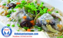 Các món ăn ngon chế biến từ mắt cá ngừ