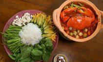 Địa điểm ăn uống Tết dương lịch ở Sài GÒn