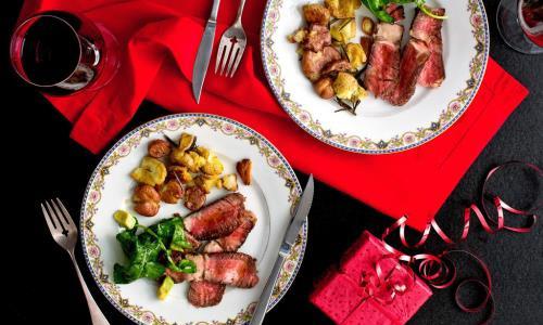 Gợi ý bữa ăn cùng người thương ấm cúng mùa giáng sinh