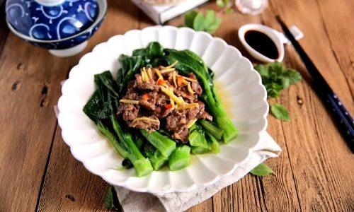 Không phải xào, đây mới là cách nấu thịt bò rau cải cực ngon
