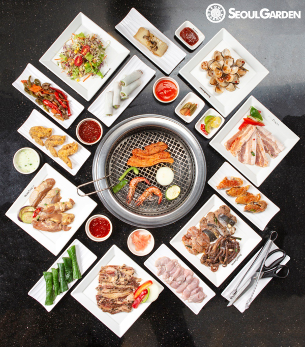 Top các nhà hàng buffet nướng ngon và nổi tiếng tại Sài Gòn - SEOUL GARDEN