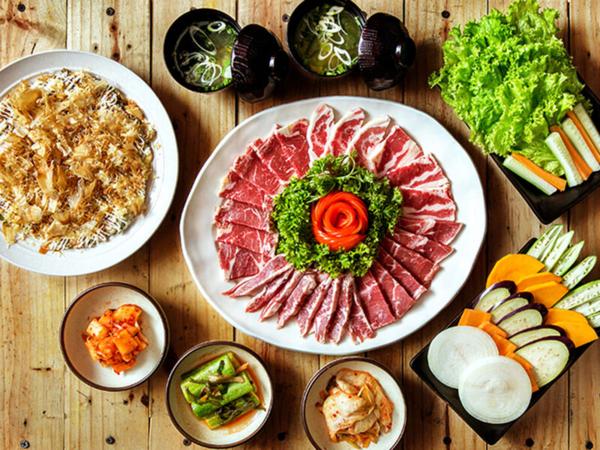 Top các nhà hàng buffet nướng ngon và nổi tiếng tại Sài Gòn - Pachi Pachi Nhật Bản