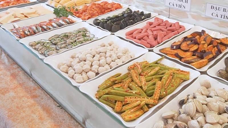Nhà hàng nướng Chen Buffet