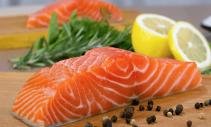 Cá hồi là nguồn thức ăn bổ dưỡng