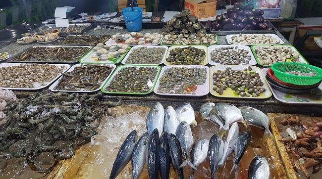 Cửa hàng Khoái hải sản