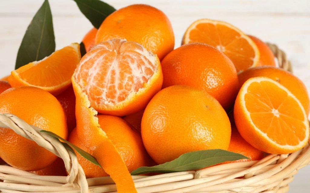 Ăn trái cây có múi tăng cường vitamin C