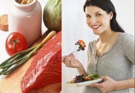 Thịt bò nhiều dinh dưỡng tốt cho bà bầu và thai nhi