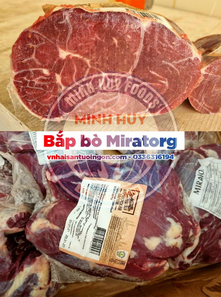 Địa chỉ cung cấp/ bán Bắp bò miratorg sỉ lẻ giá tốt Tp HCM
