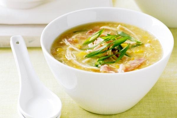 Ăn súp gà giúp tăng cường miễn dịch